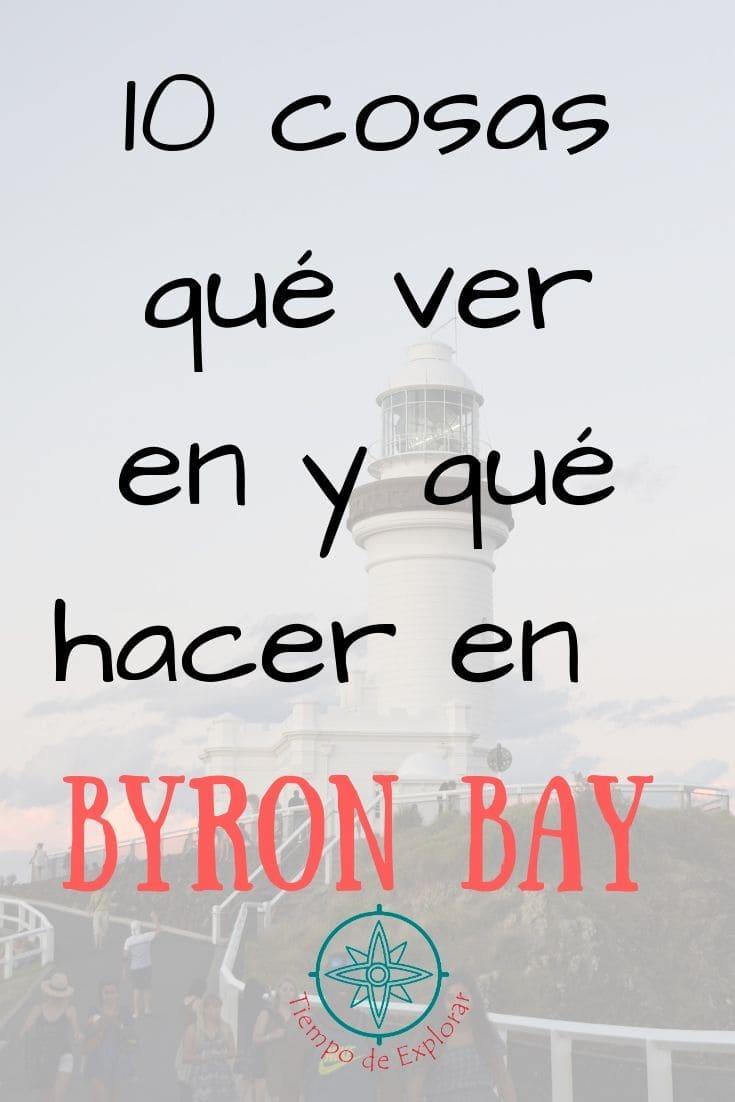 Qué ver y qué hacer en Byron Bay Pinteres