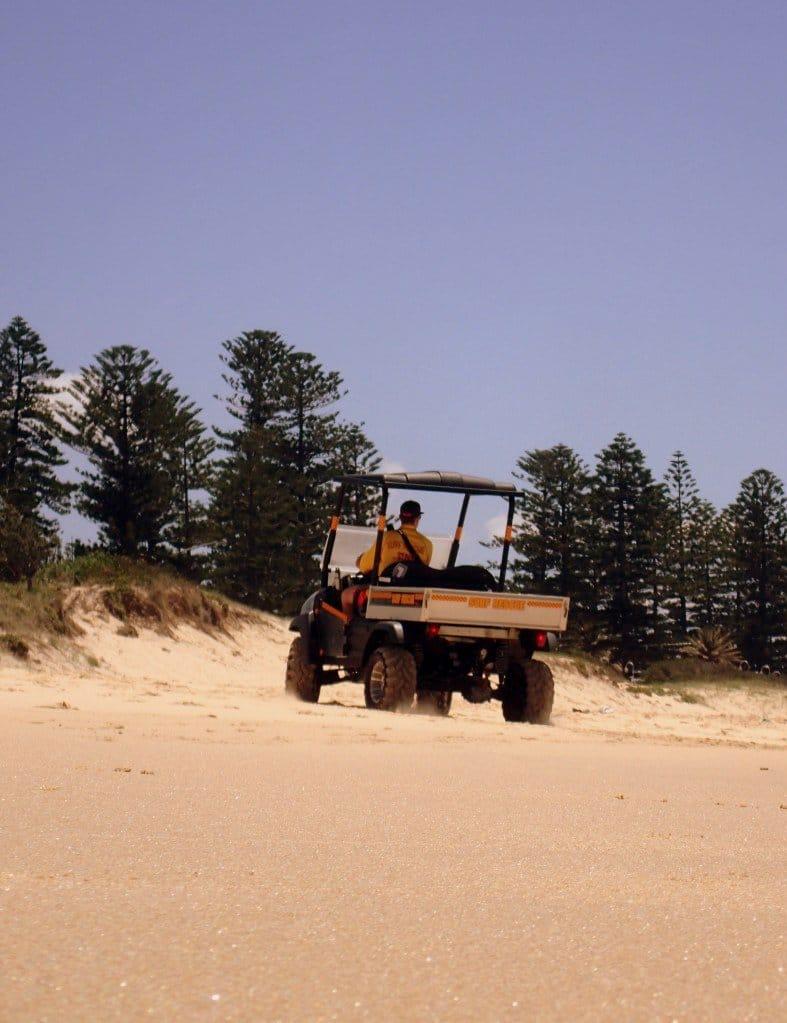 Playa de Wollongong, NSW, Viajar a Australia