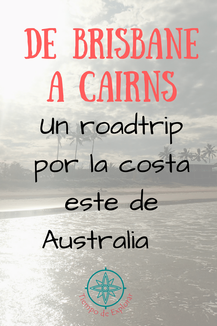 Pinterest. Roadtrip de Brisbane a Cairns