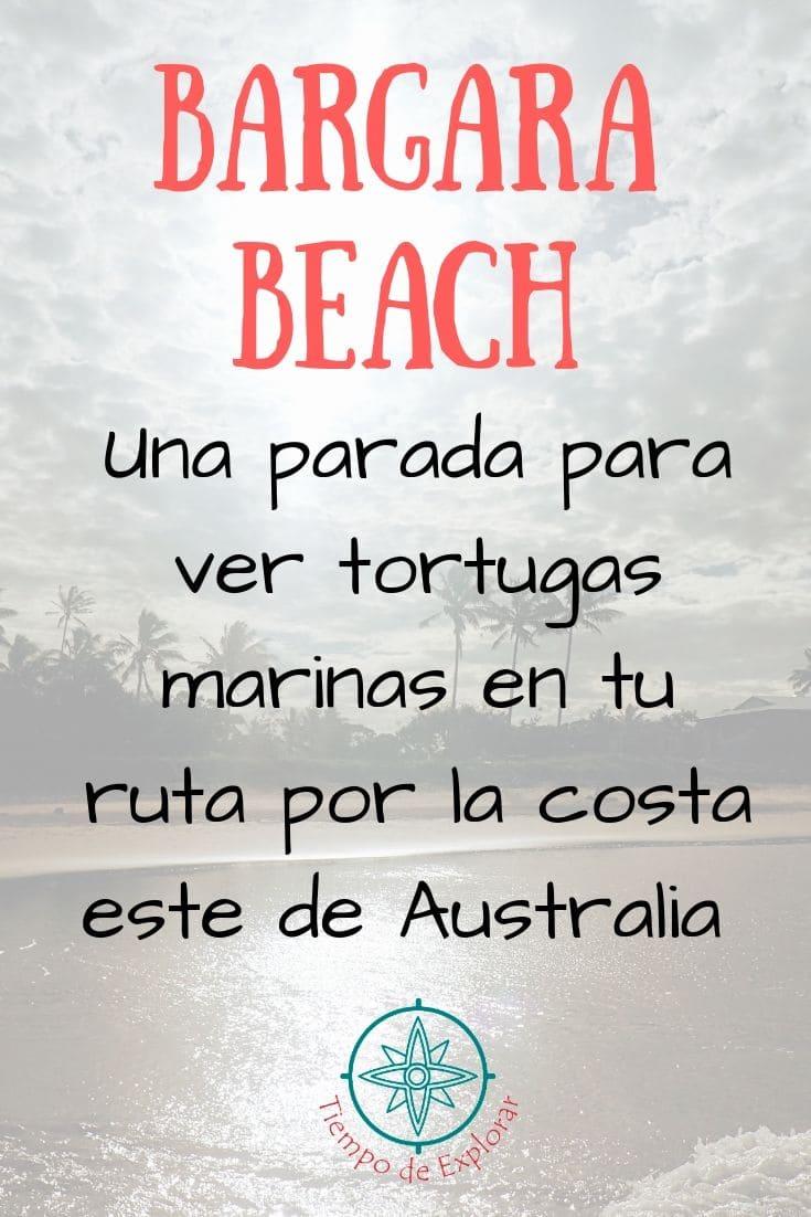 Bargara beach Australia