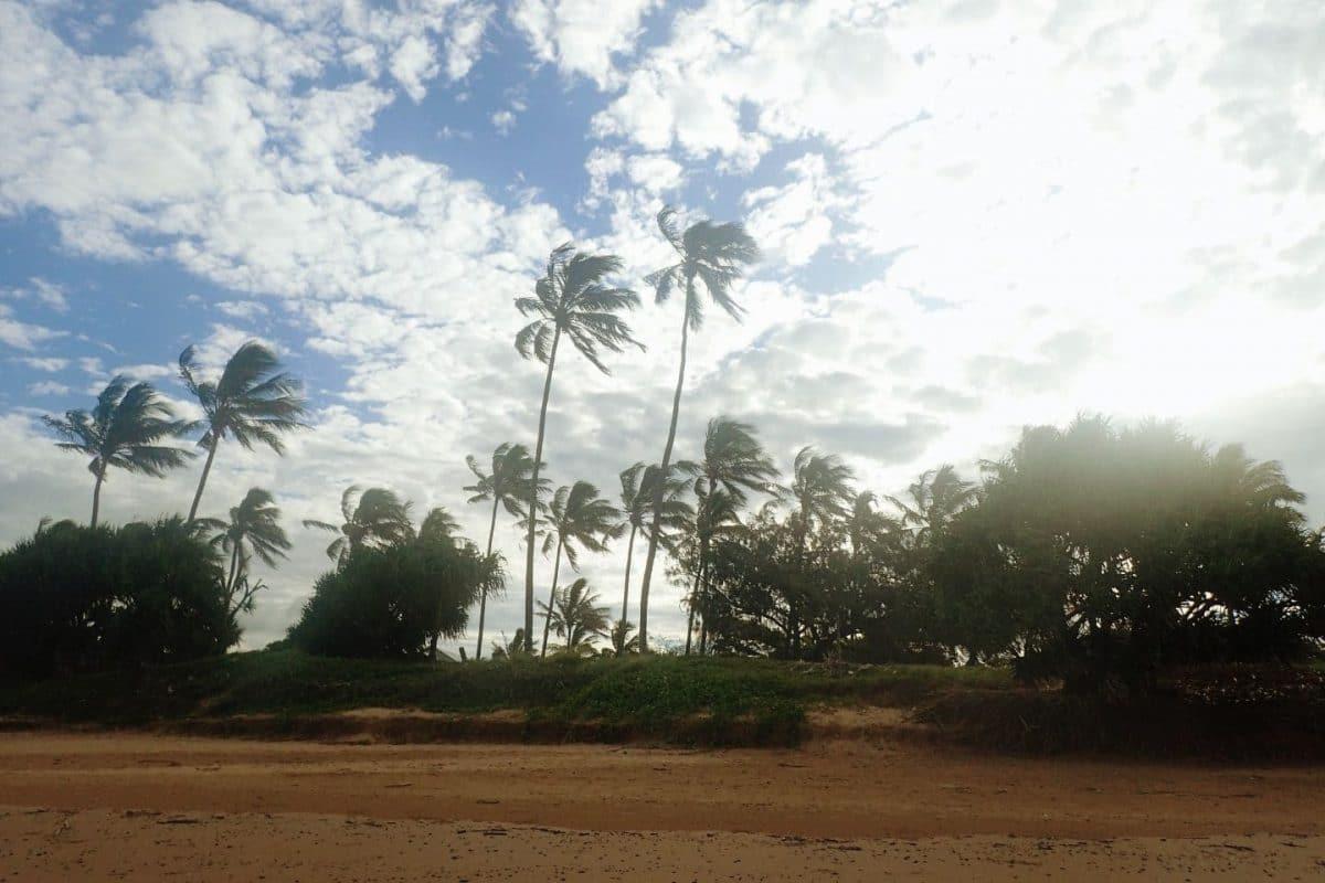Barbara Beach Ruta Brisbane Cairns Australia