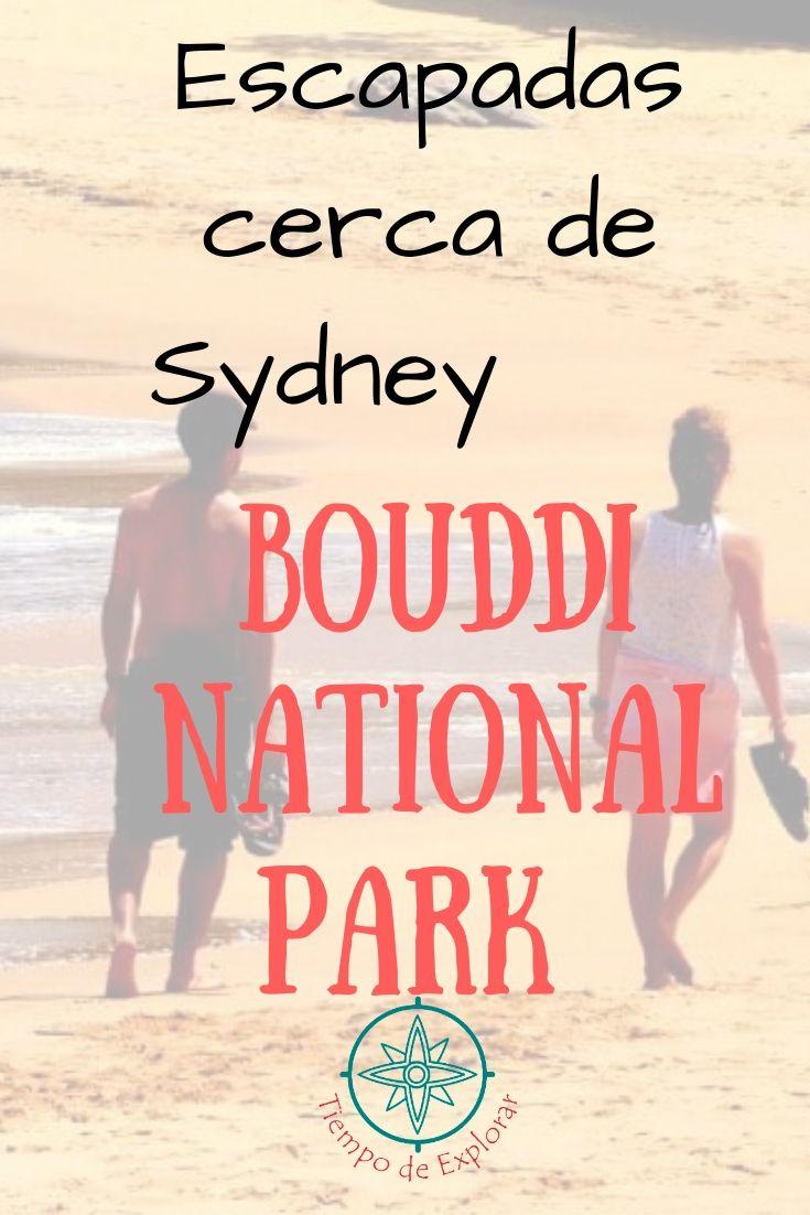 parque nacional bouddi