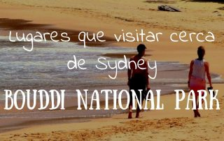 Bouddi National Park escapadas Sídney