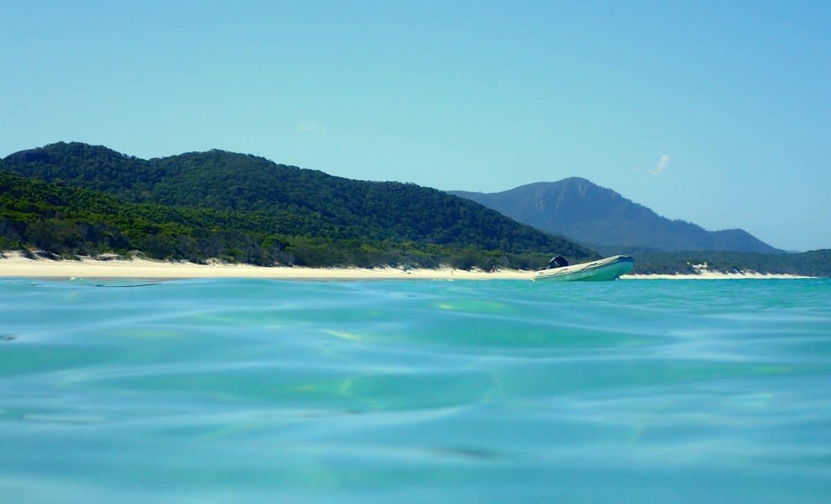 Las Whitsundays Australua