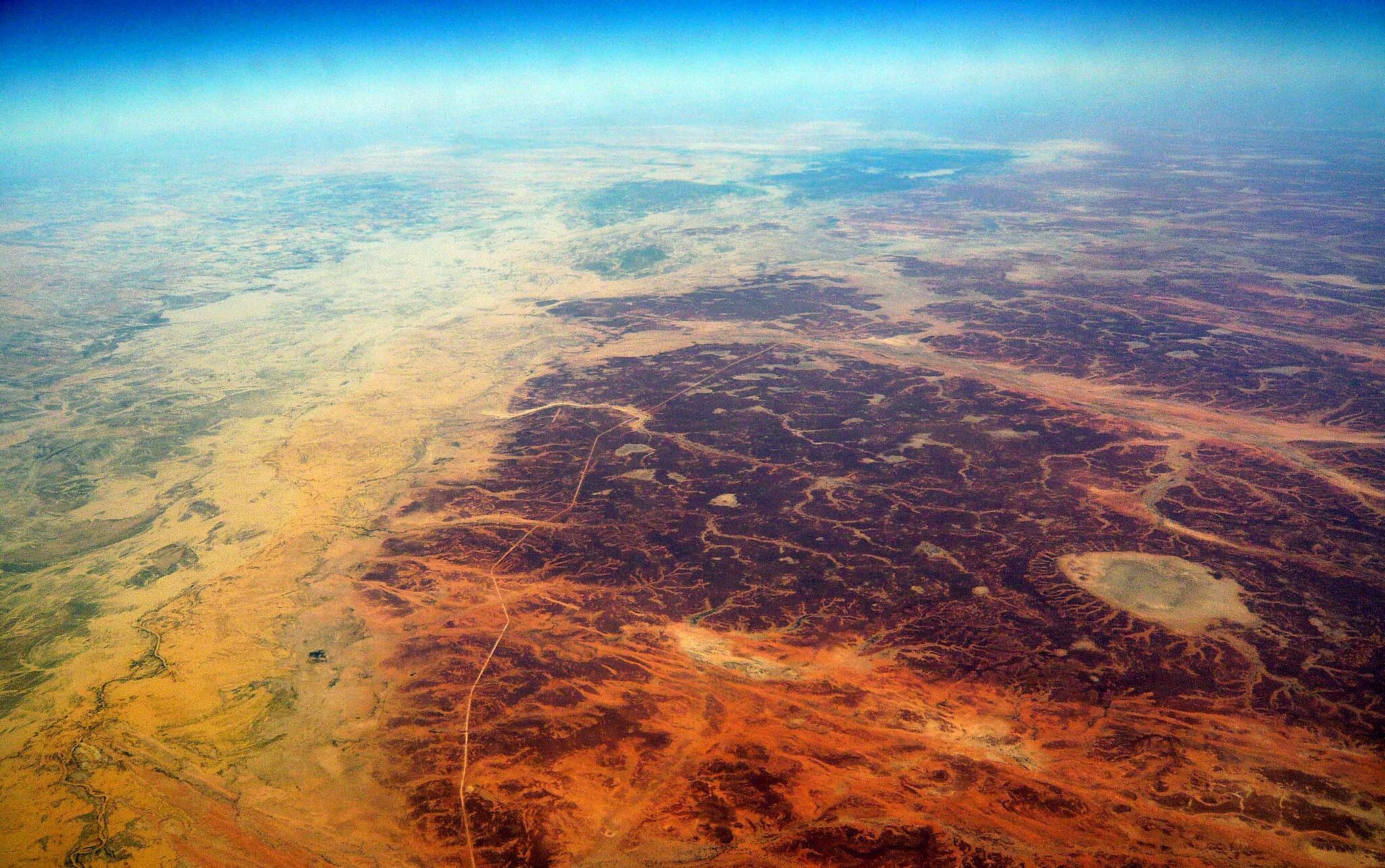 Outback australiano Viajar a Uluru