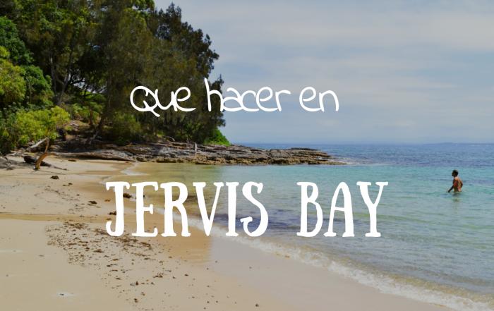 Que hacer en Jervis Bay Australia