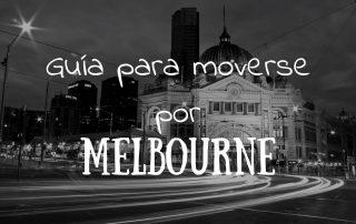 Guía para moverse por Melbourne