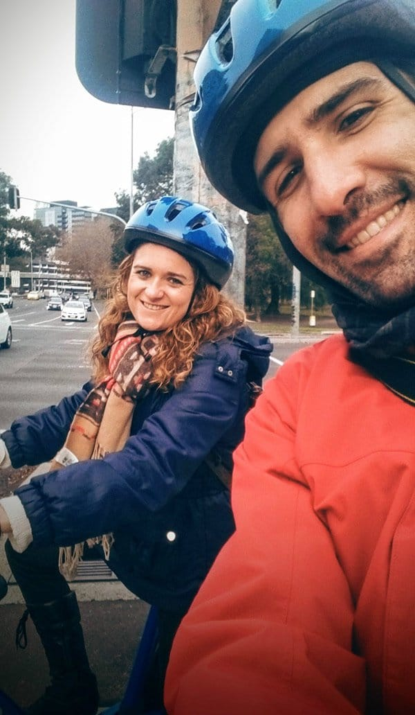 Bicicleta, transporte publico en Melbourne, Que ver en Melbourne, Victoria, Australia