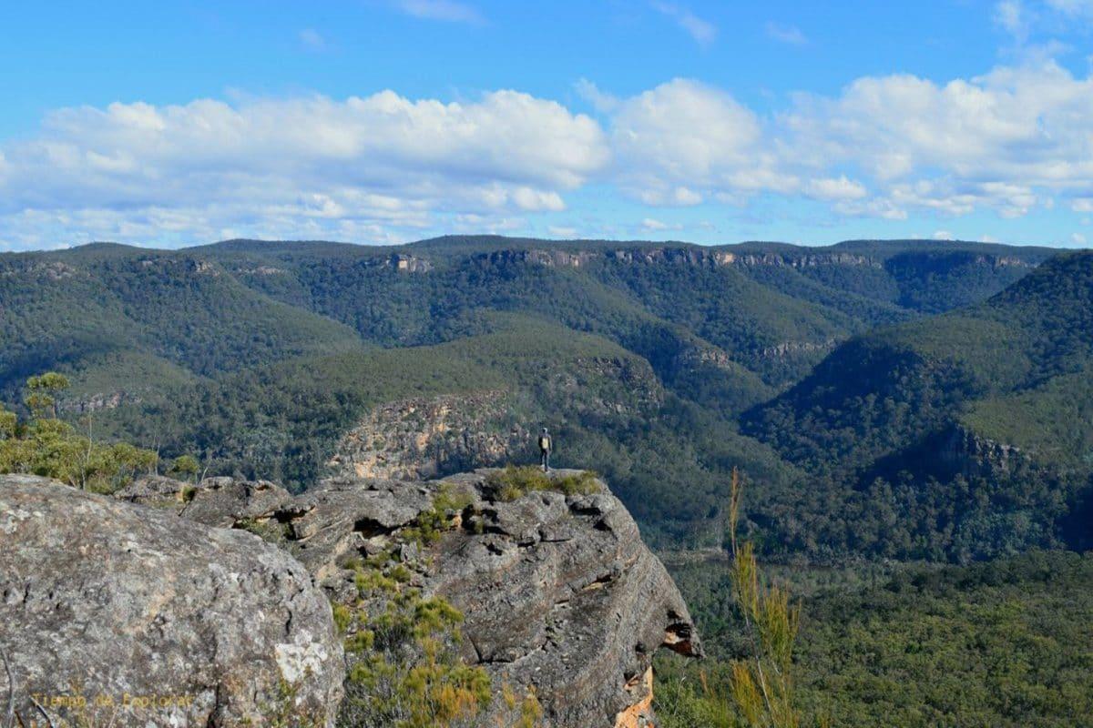 Three views track, NSW
