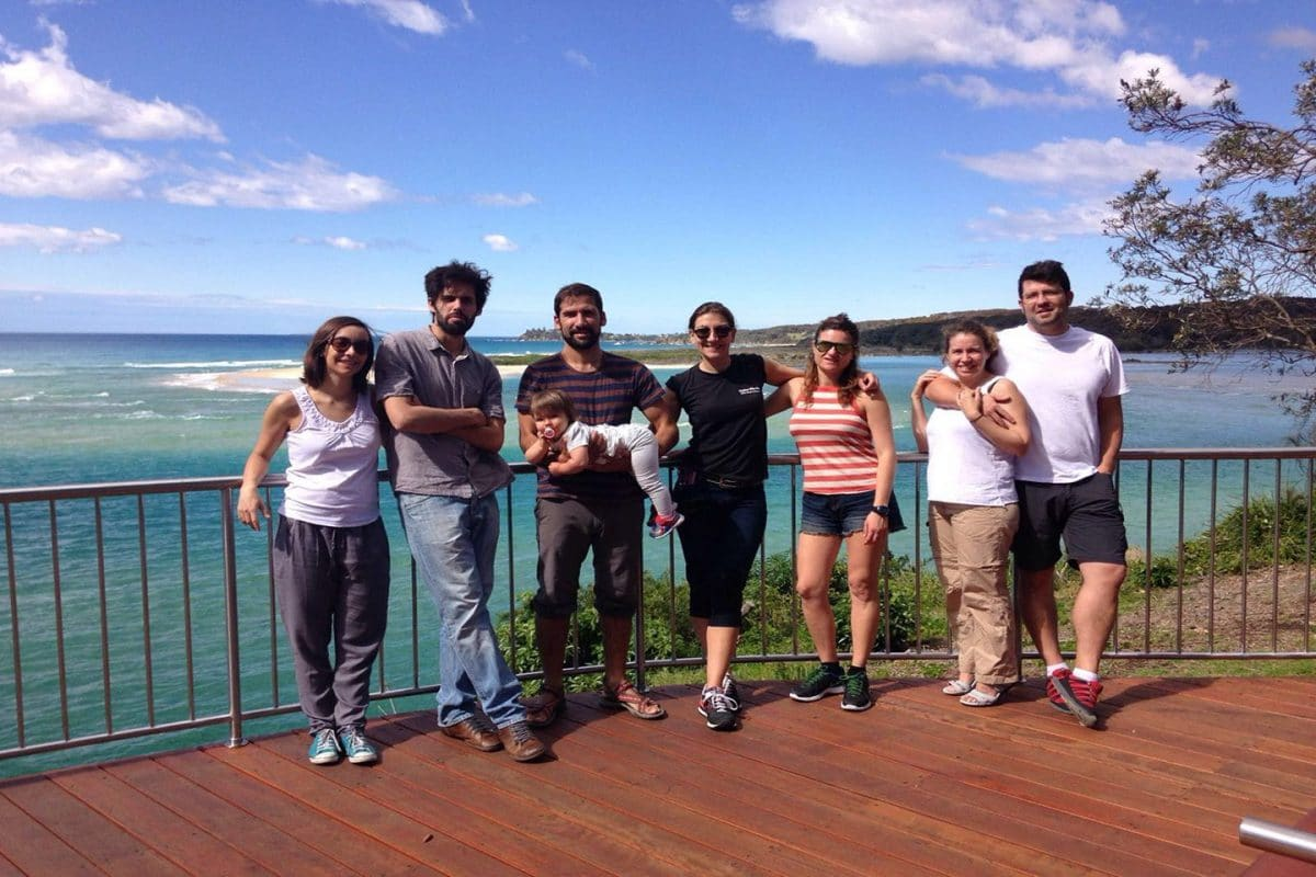 Mirador de Tuross Head, Costa sur de NSW, Australia @Tiempodexplorar