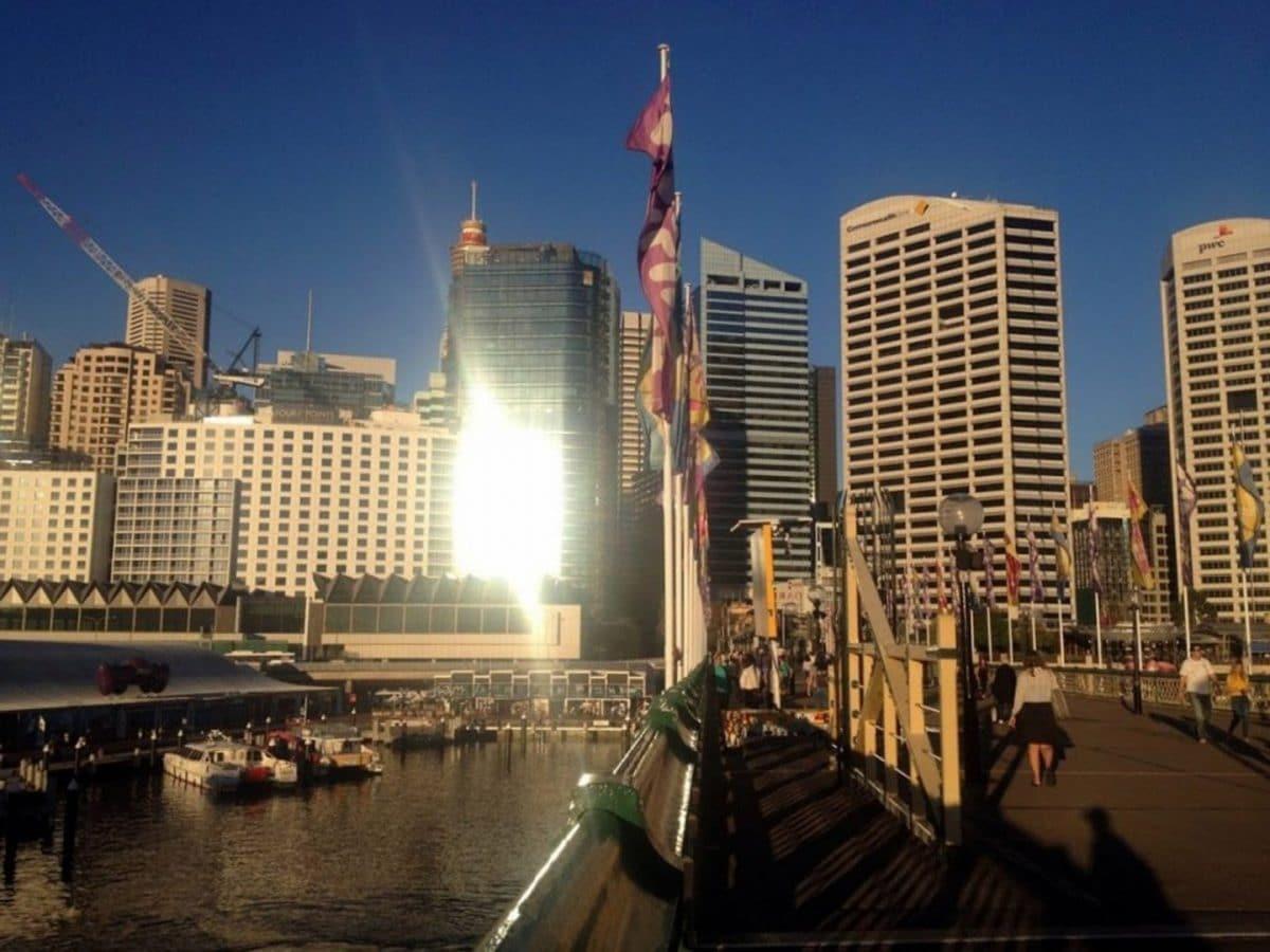 Darling Harbour. Qué hacer en Sydney