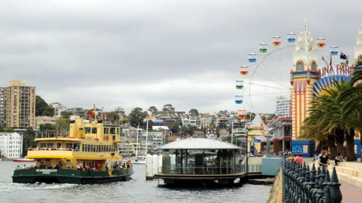 Puente de Sydney y Luna Park. Qué hacer en Sydney