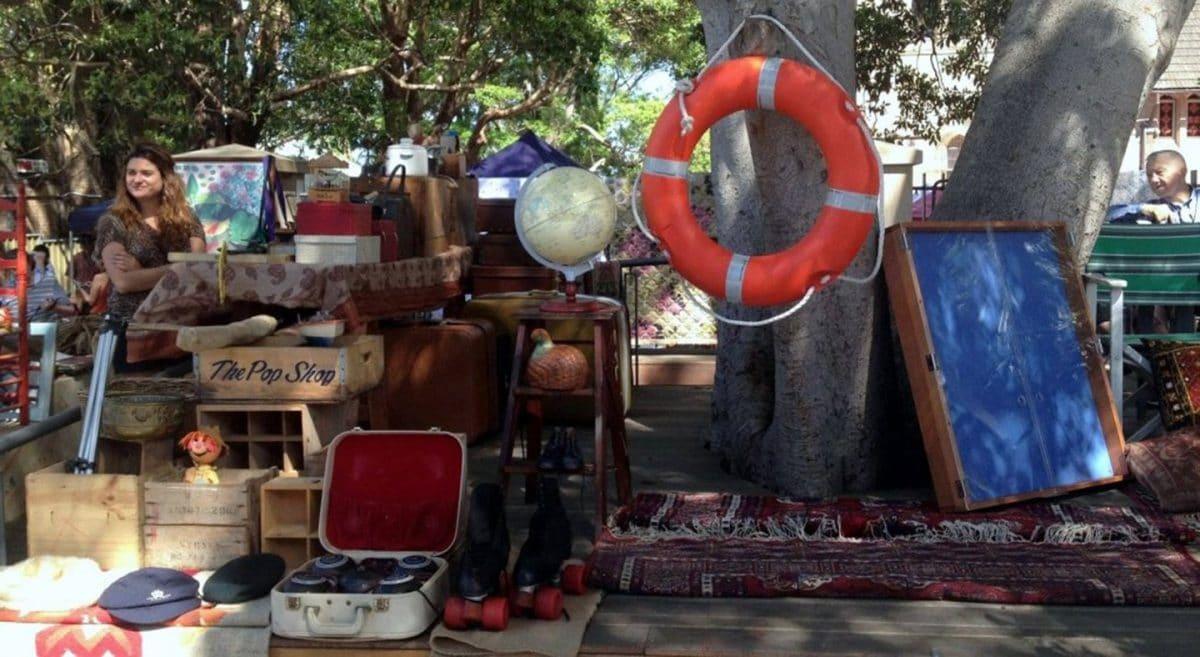 Mercado de Rozelle. Qué hacer en Sydney