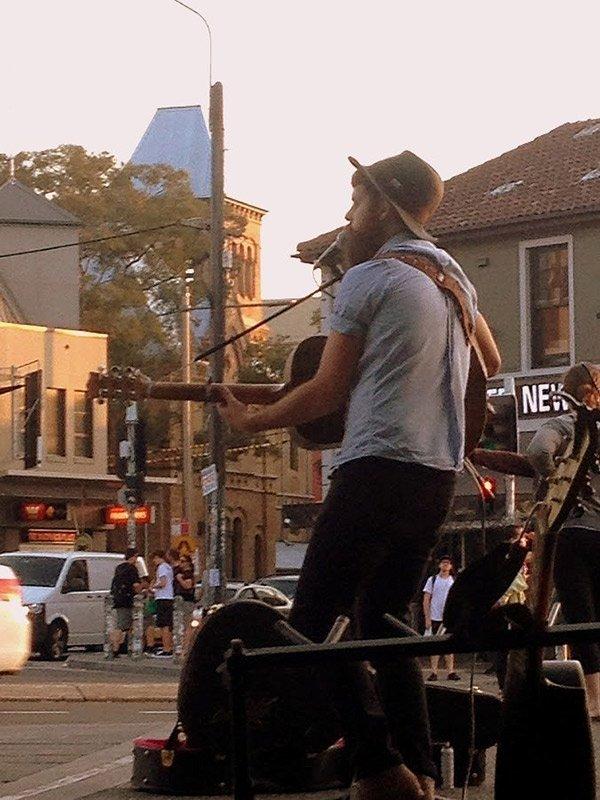 Newtown . Qué hacer en Sydney