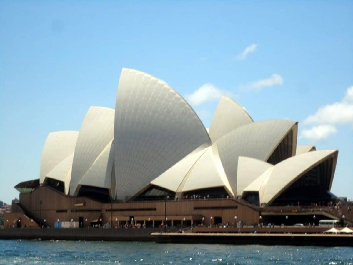 Qué hacer en Sydney. Sydney Opera House