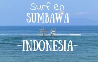 Surf en Sumbawa