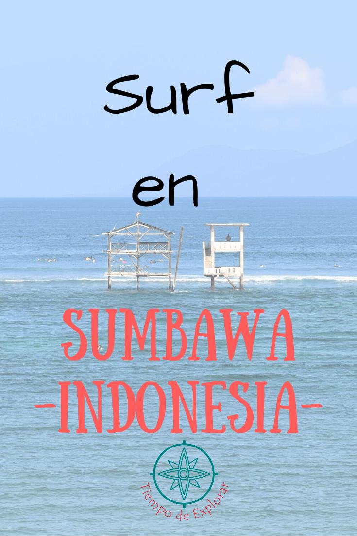 Surf en Sumbawa Pinterest