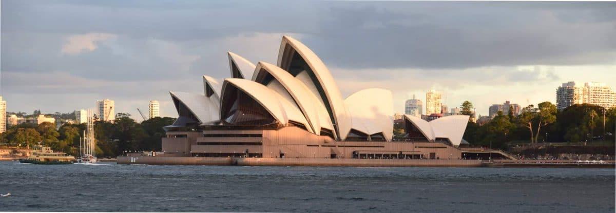 Opera de Sydney tiempo de explorar