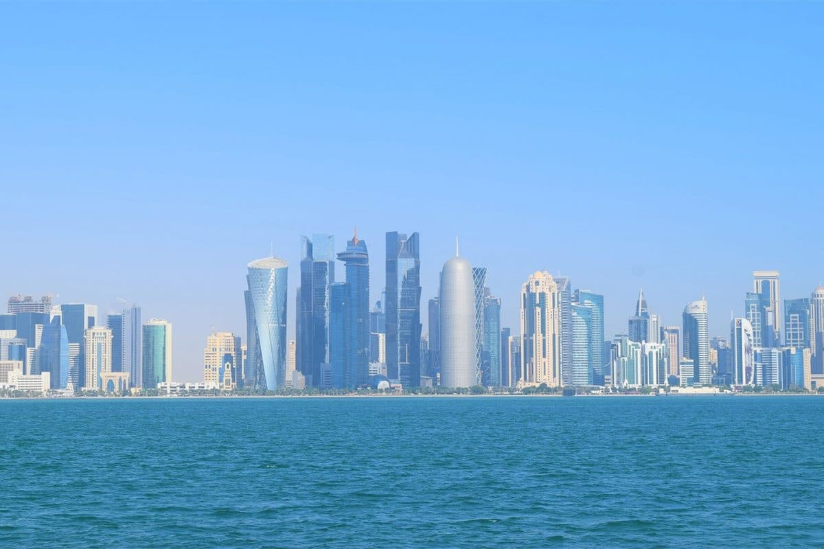 Escala en Doha Qatar