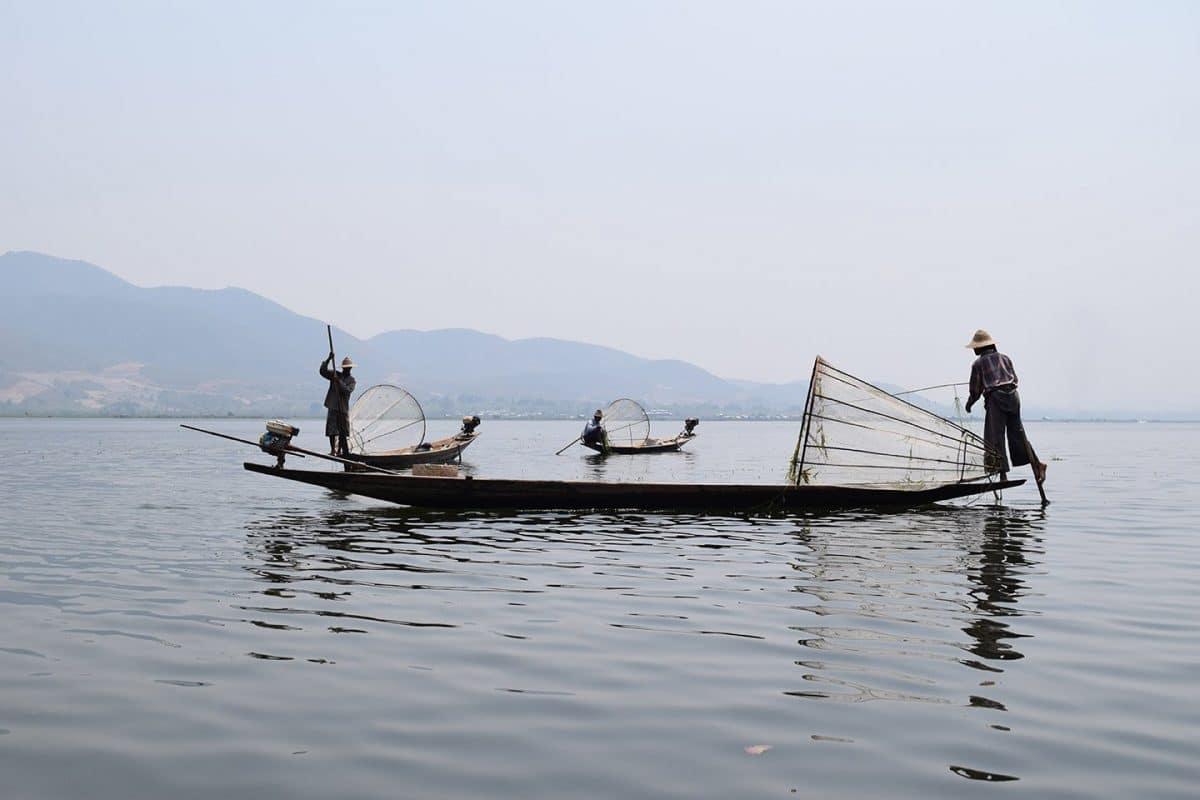 Lago-Inle Guía de Myanmar