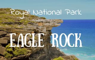 Eagle Rock Royal National Park