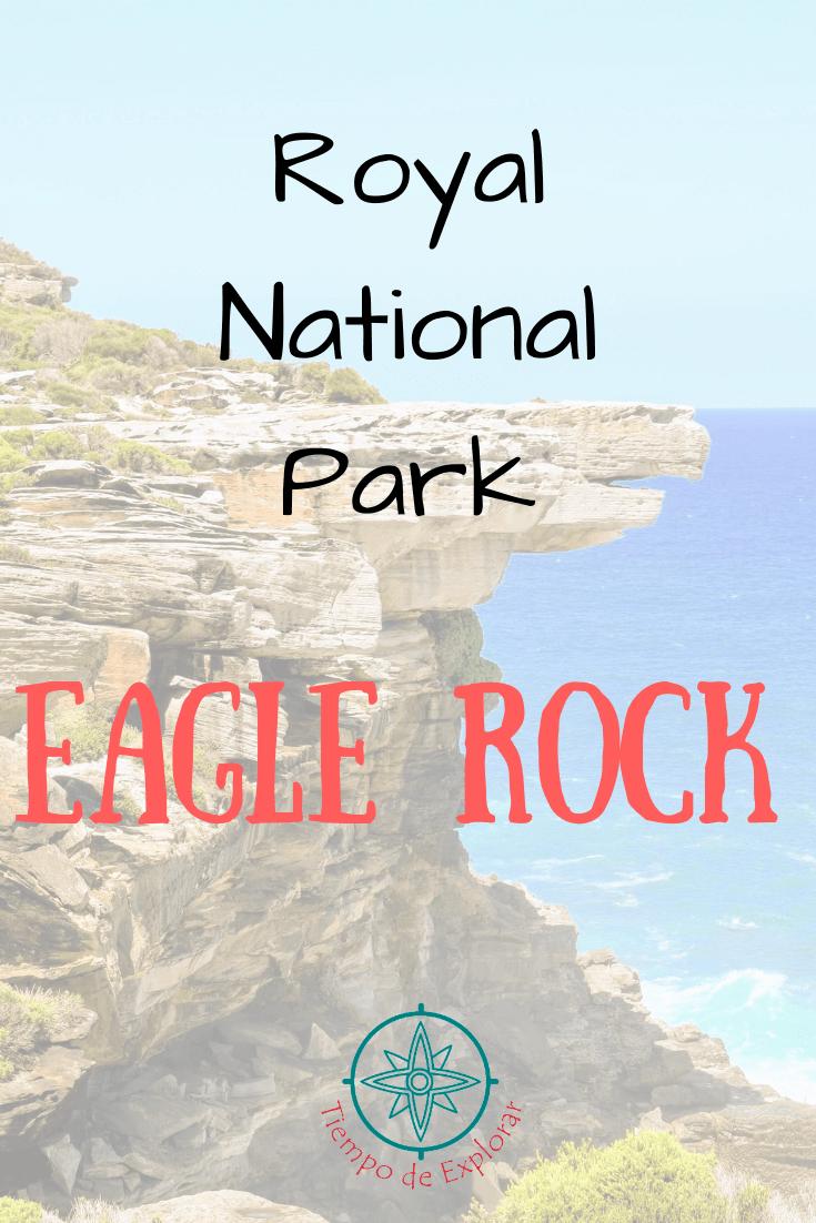 Eagle rock Royal National Park Pinterest