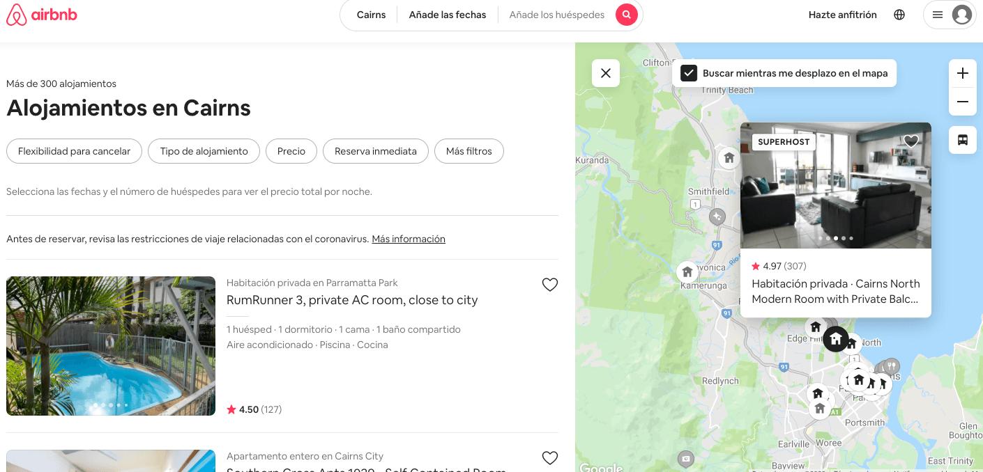 descuento airbnb tutorial