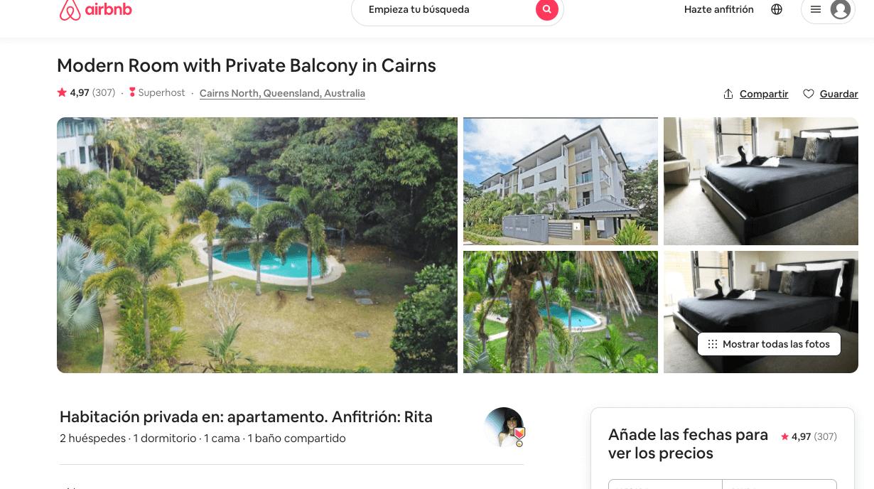 descuento tutorial airbnb