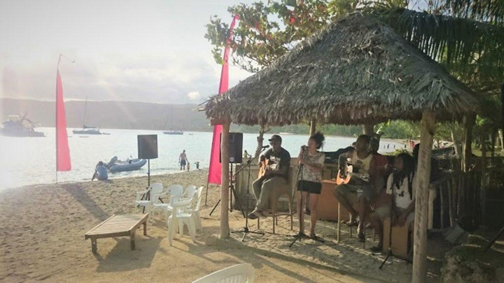 The Beach Club, Isla de Efate, Vanuatu