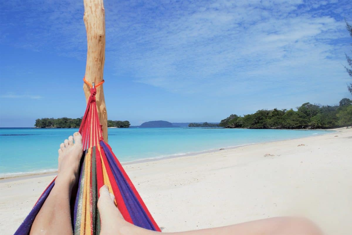 Port Olry Beach, Espiritu Santo, Guía de Vanuatu