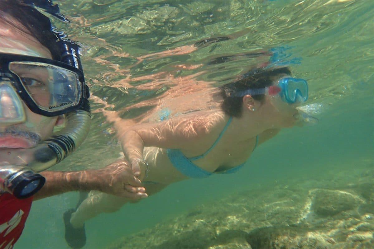 Snorkel Isla de Efate, Vanuatu