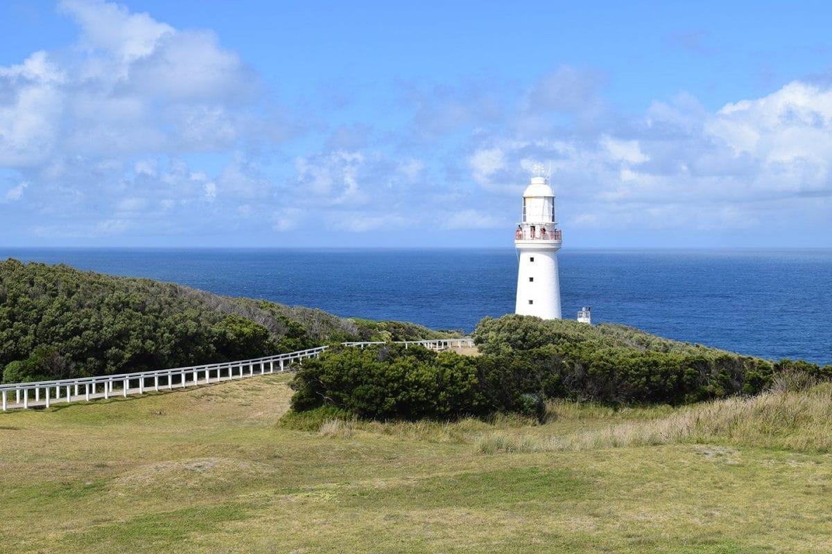 Cape Otway Ligthhouse great ocean road victoria australia
