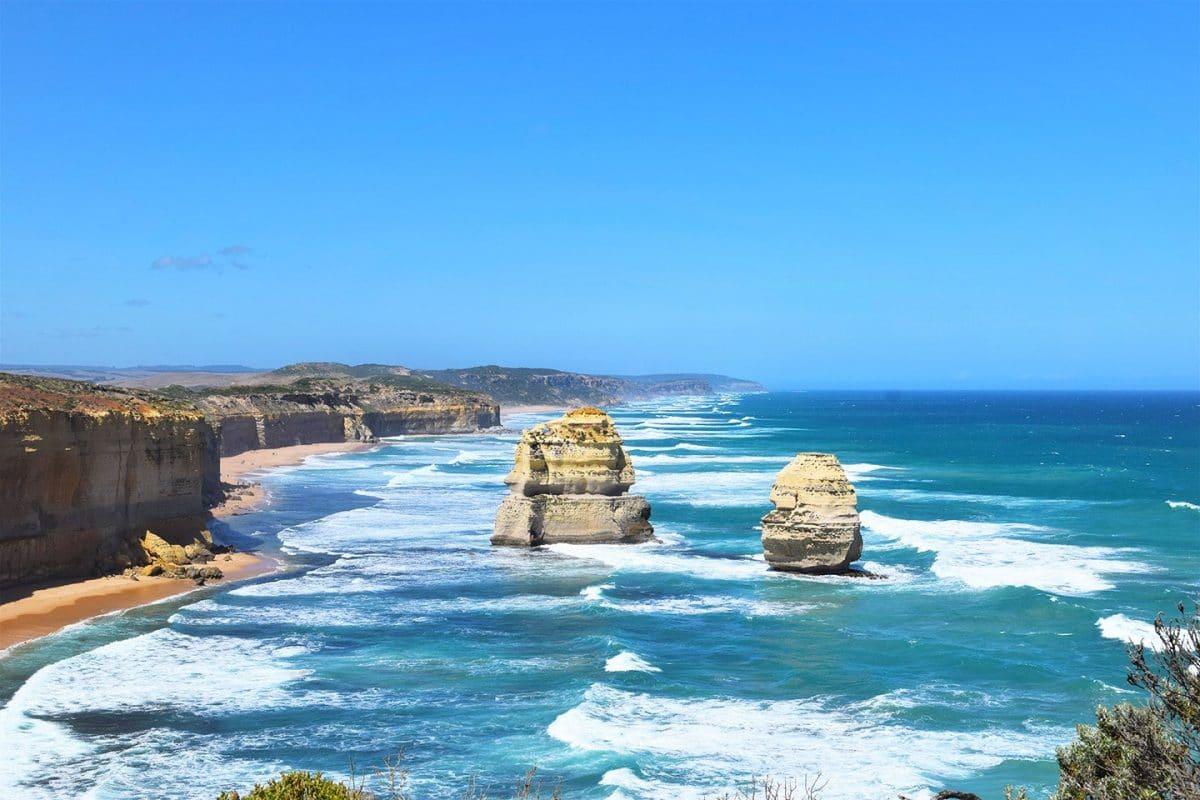 Doce Apostoles Great Ocean Road Victoria Australia