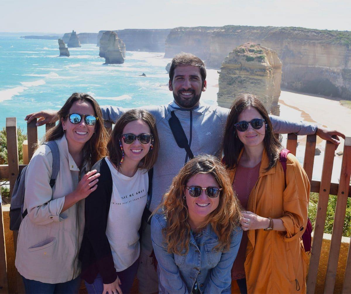 Doce Apostoles viaje Great Ocean Road Victoria Australia