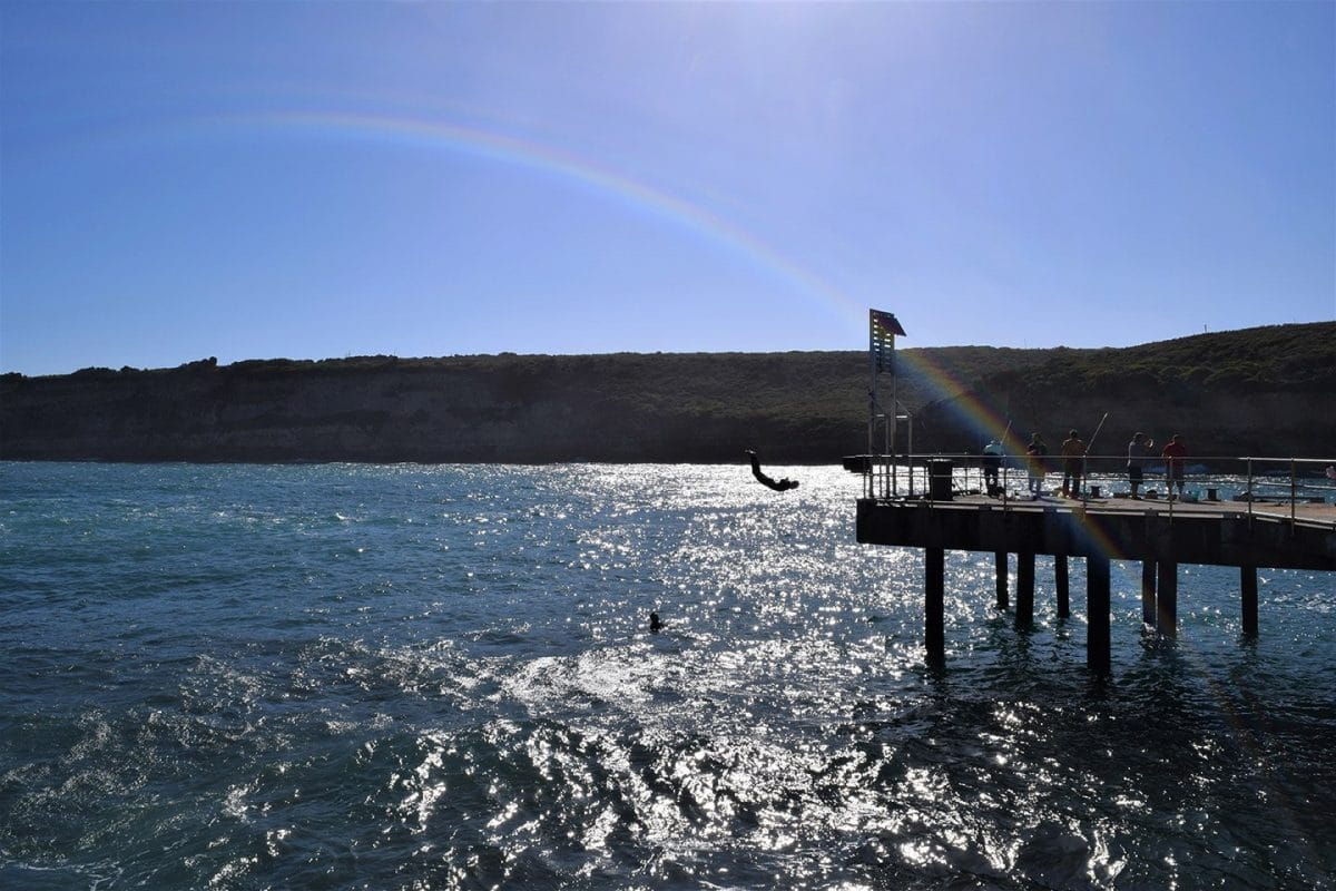 Port Campbell Great Ocean Road Victoria Austrlia