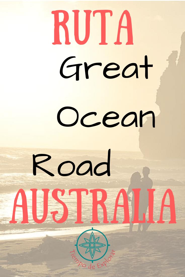Ruta Great Ocean Road Australia en Coche