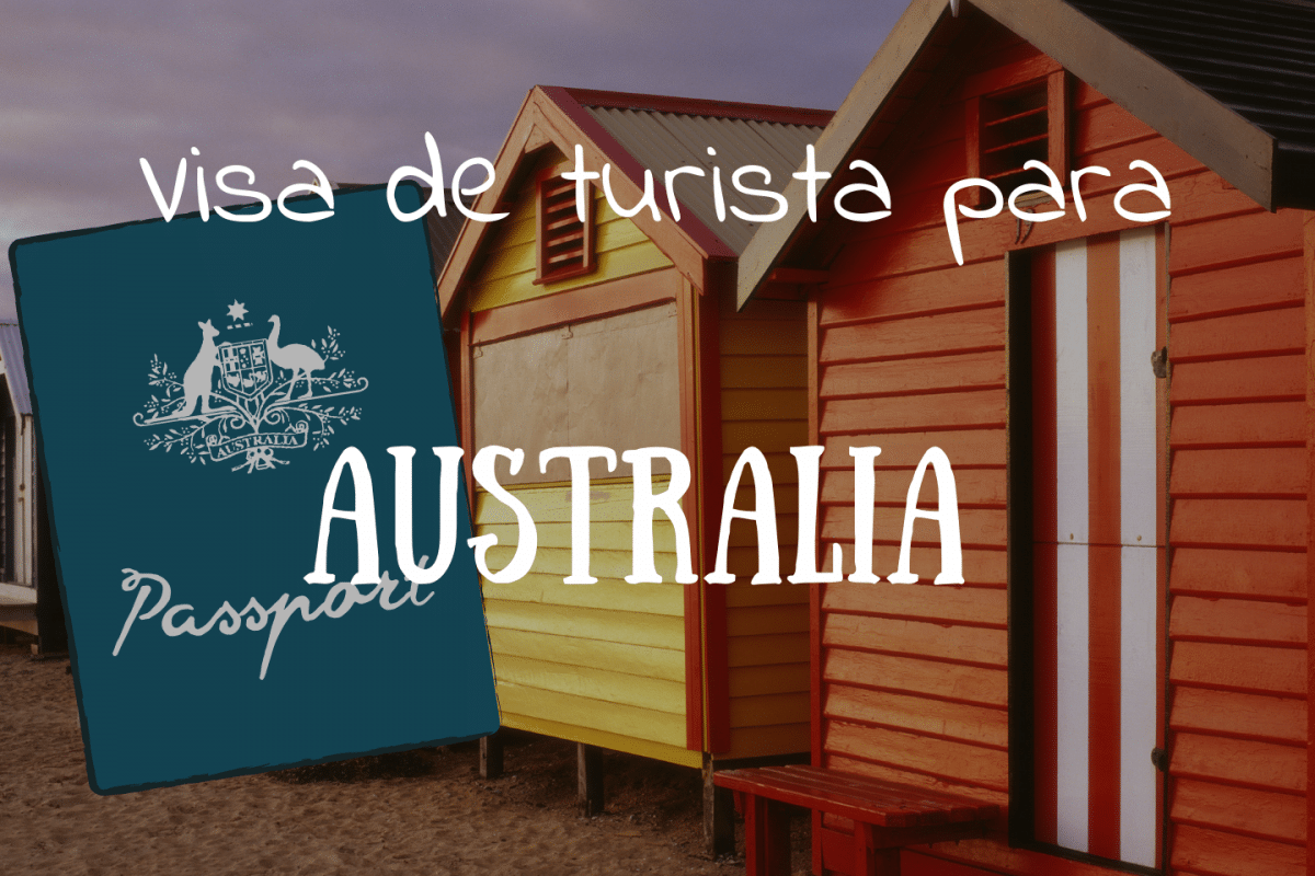 Visa de turista para Australia
