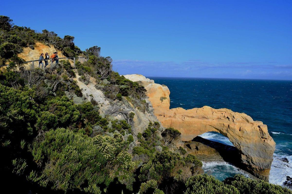 The Arch Great Ocean Road Victoria Australia