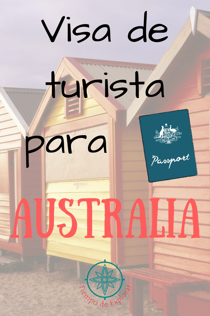 requisitos visa turista Australia