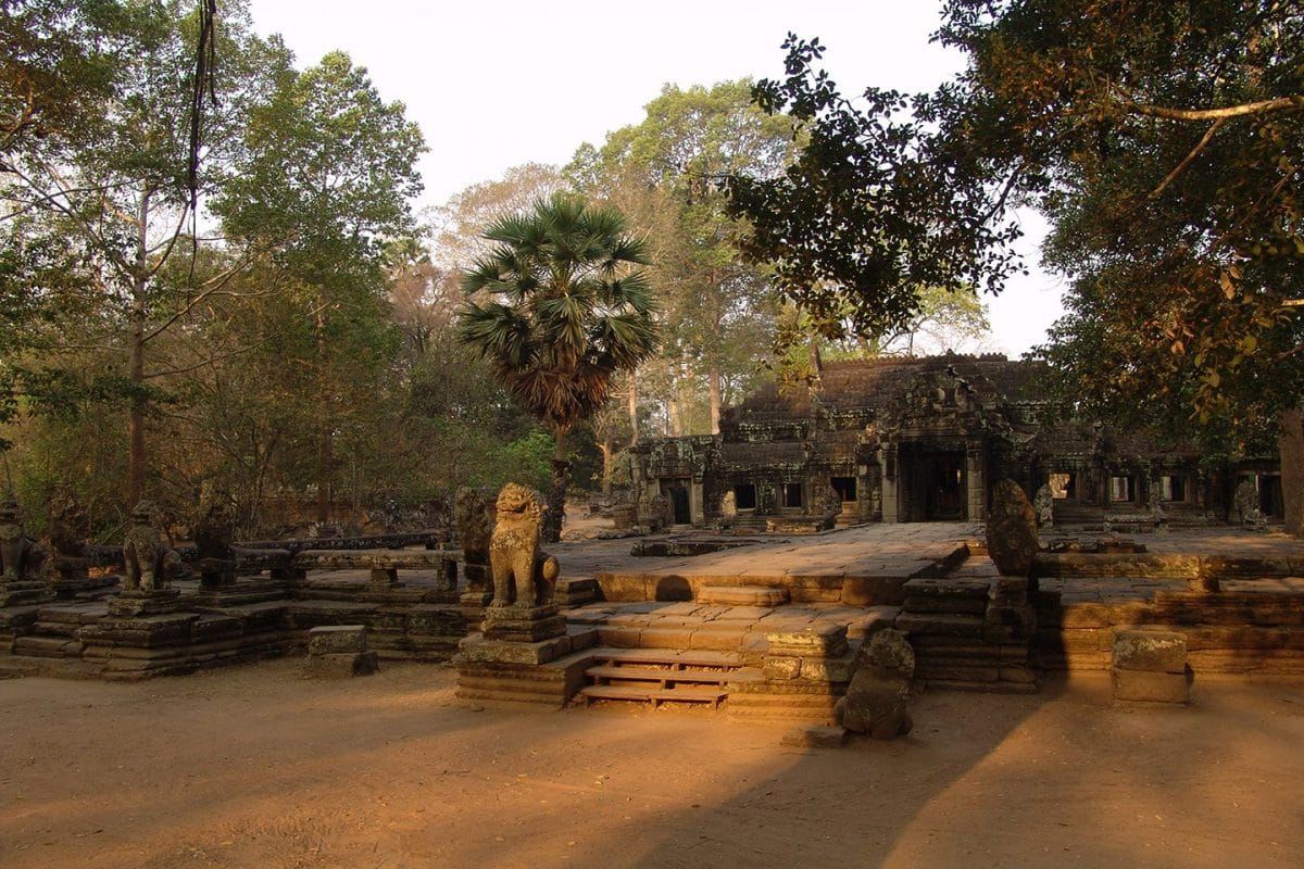 Banteay Kdey templo