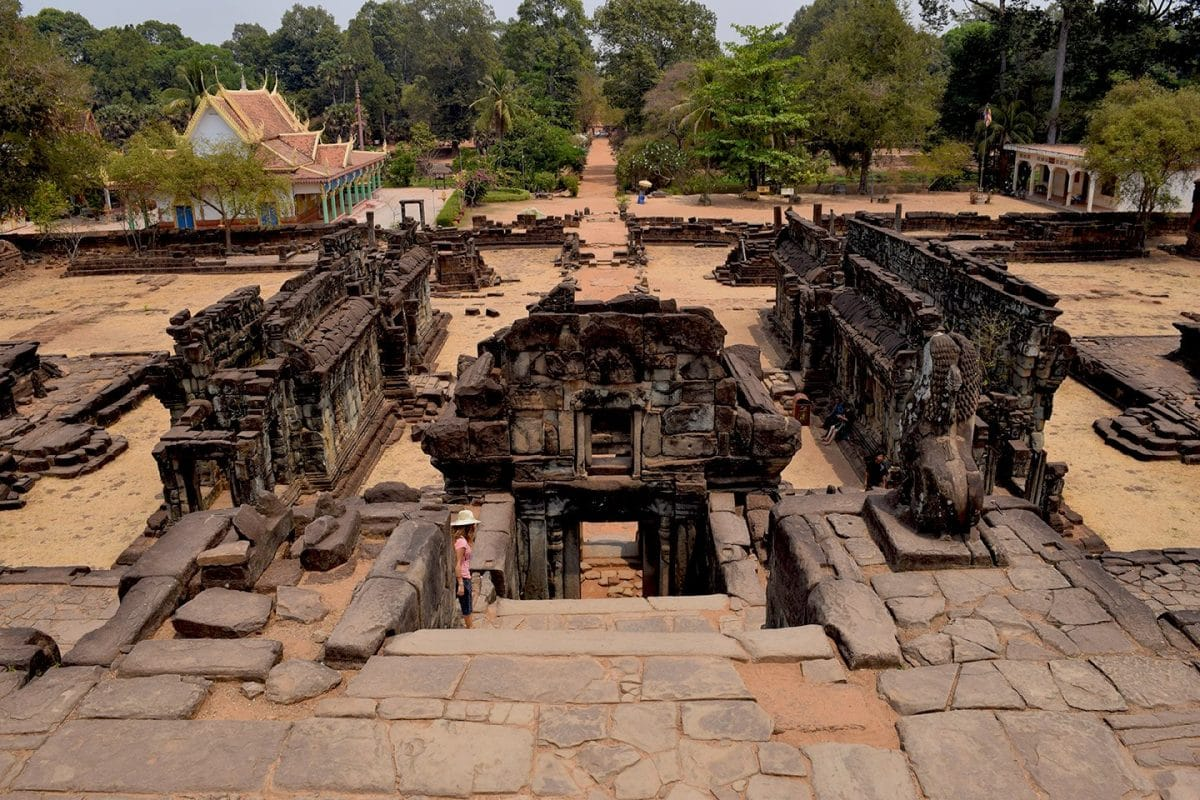 Templo Bakong Camboya