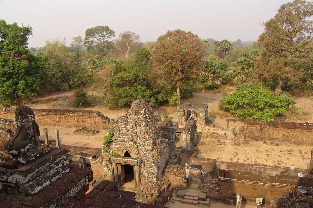 Templo Phnom Bakeng Camboya