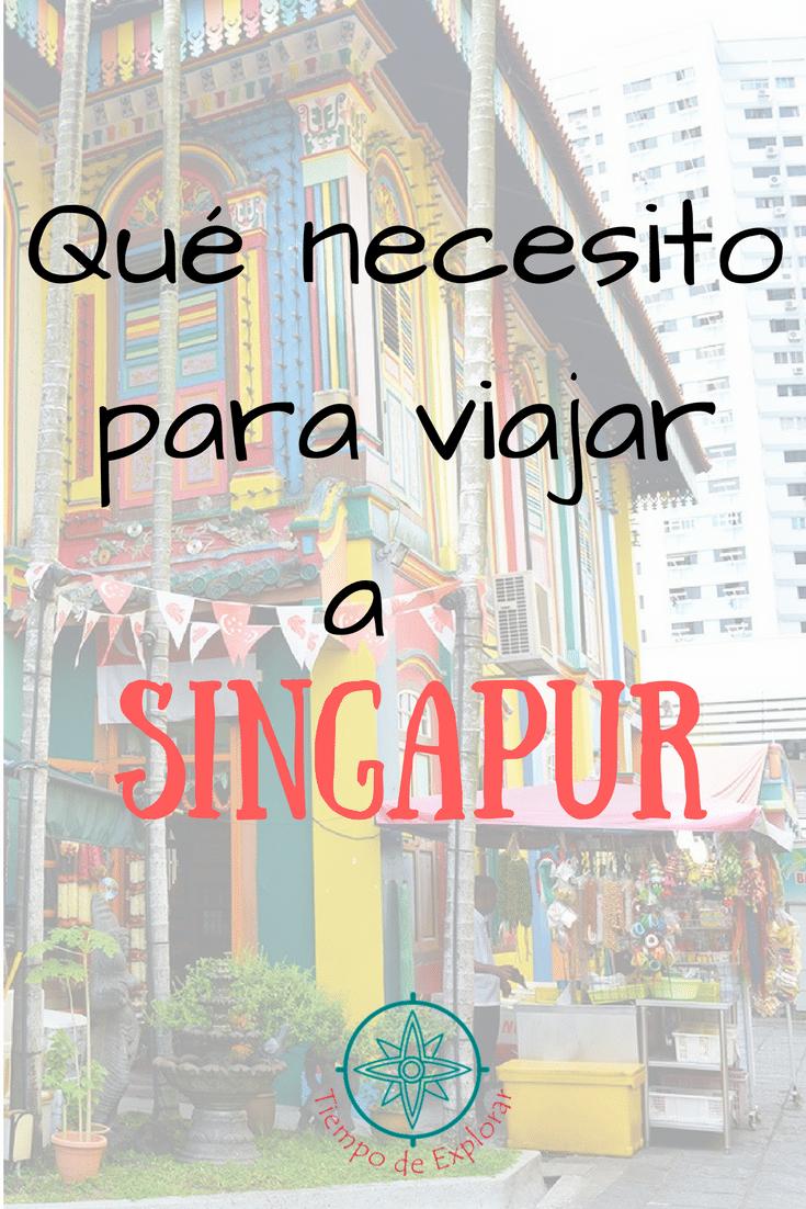 Pinterest que necesito para viajar a Singapur