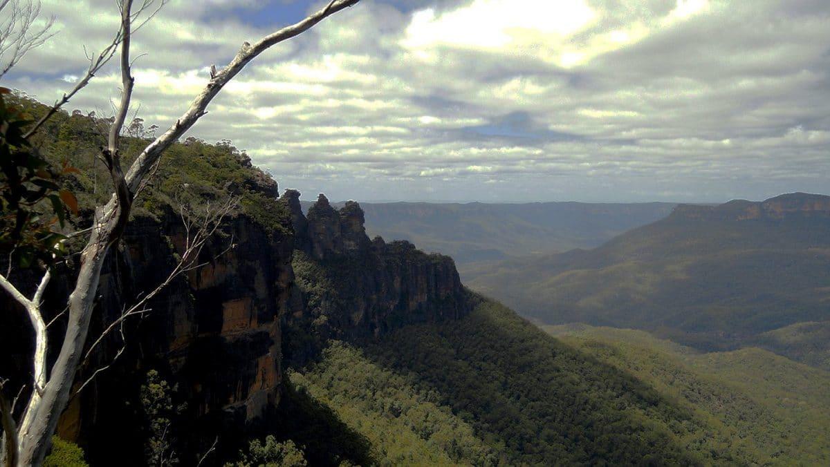 Three Sisters Blue Mountains NSW Australia