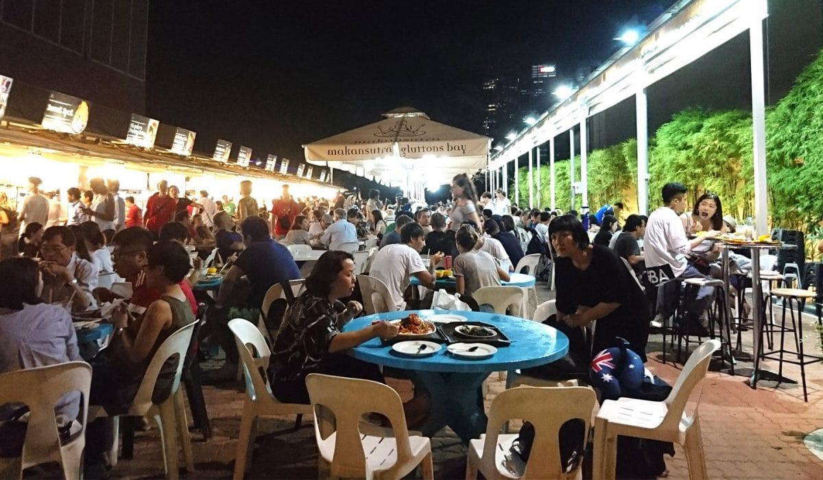 Street Food, Hawkers, Singapur Razones para viajar a Singapur