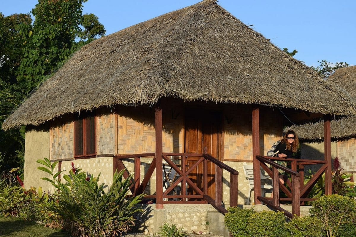 Alofa hotel Tanna Vanuatu