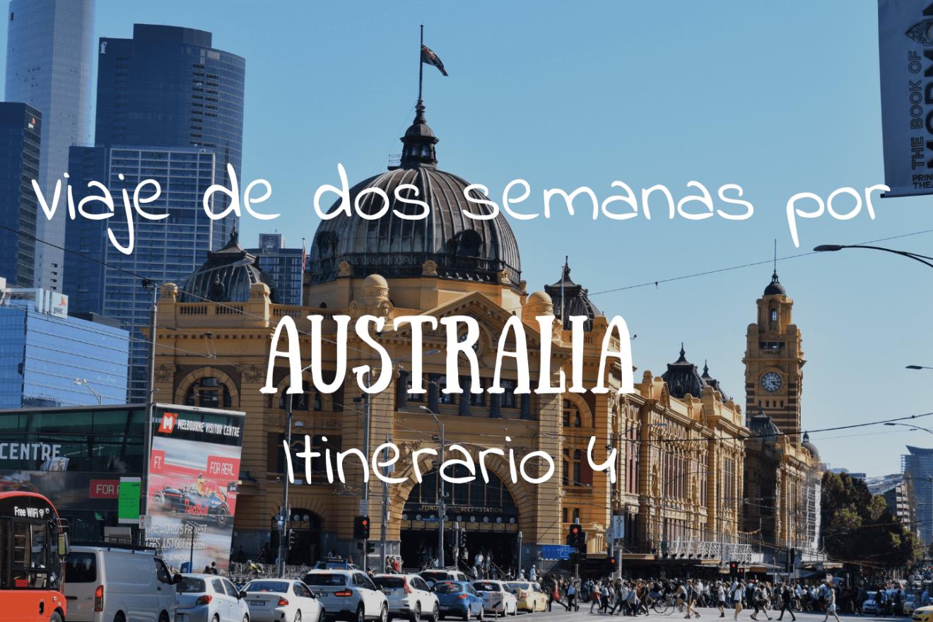 Viaje de dos semanas por Australia