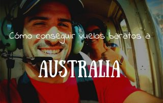 viajar a Australia barato.