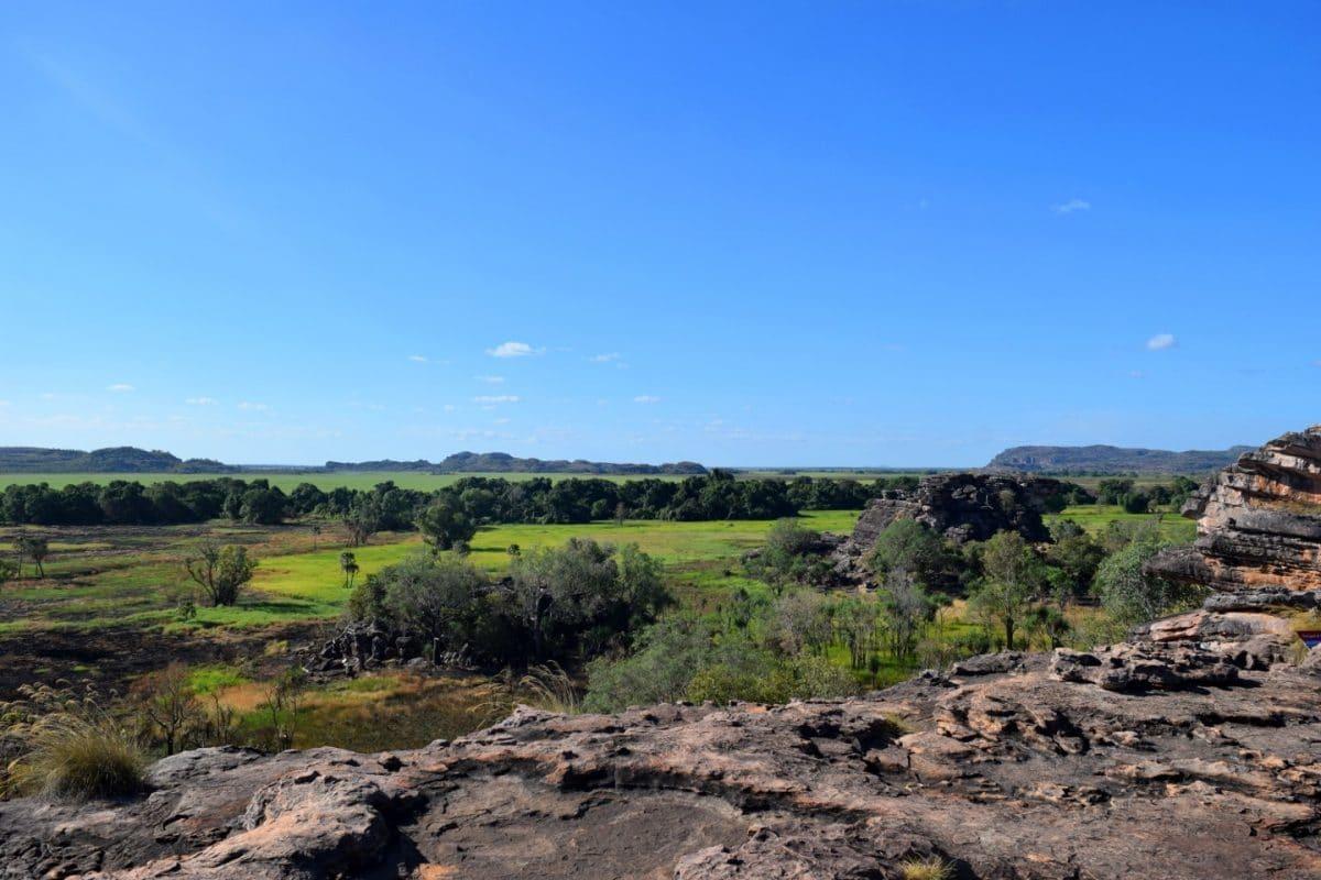 Kakadu National Park. Recorrer Australia en coche