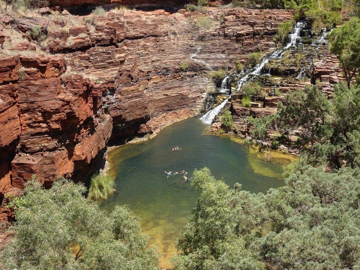 Western Australia. Karijini National Park